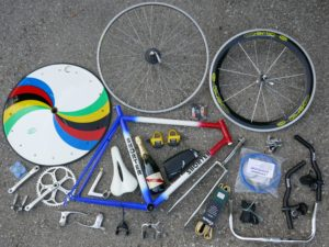 The 'Make-it-Yourself' Time Trial bike – Part 1